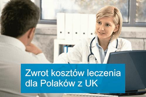 Ubiegaj się o zwrot kosztów leczenia poniesionych w Polsce! Jak to działa?