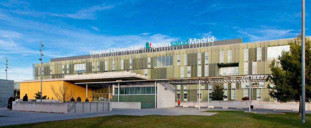 Endometriosis diagnostic and laparoscopic surgery in Spain